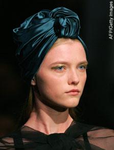The Prada Turban, Also for Men