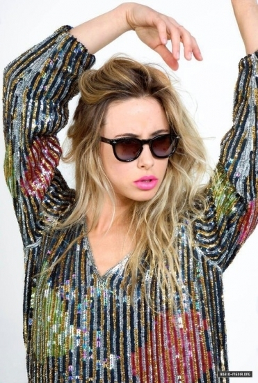 Girl Crush: Gillian Zinser